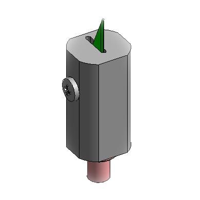 SPA-0179 Cutter holder 09×5