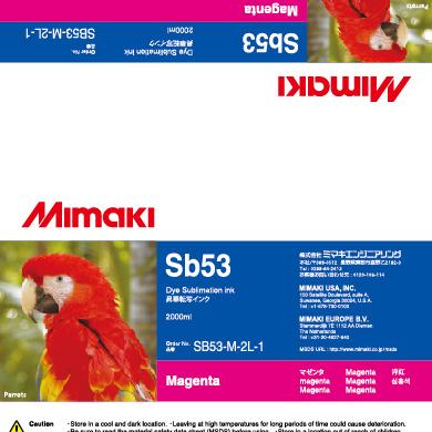 SB53-M-2L Sb53 Magenta