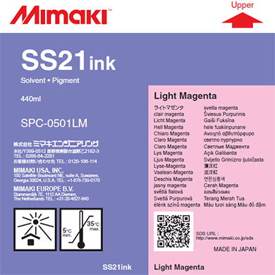 SPC-0501LM SS21 Light Magenta