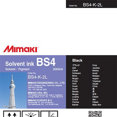 BS4-K-2L BS4 Black
